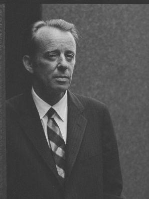Writer Calder Willingham