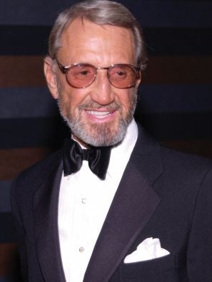 Actor Roy Scheider