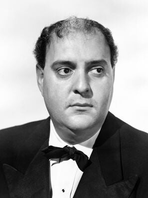 Actor, comedian Zero Mostel, Golden Globe nominee