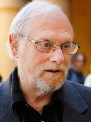 Swedish director Jan Troell