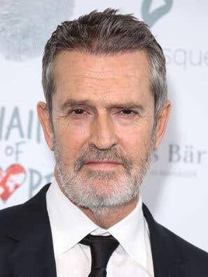 Actor and director Rupert Everett