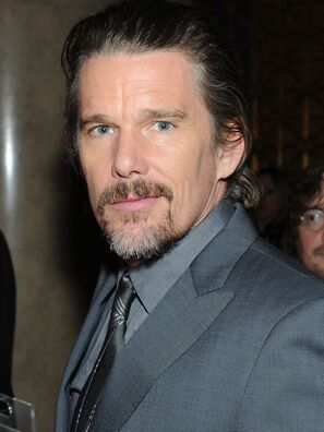 Actor, director Ethan Hawke