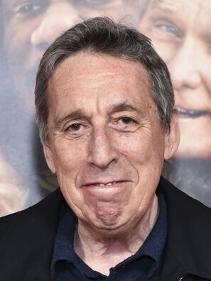 Director Ivan Reitman