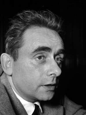 French filmmaker Henri George Clouzot