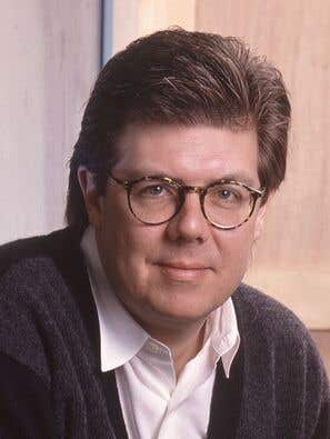 Writer, producer, director John Hughes