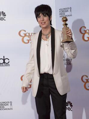 Composer Diane Warren, Golden Globe winner