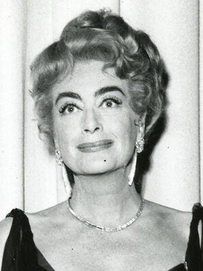 Joan Crawford Golden Globes