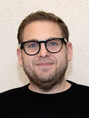 Actor, director Jonah Hill, Golden Globe nominee