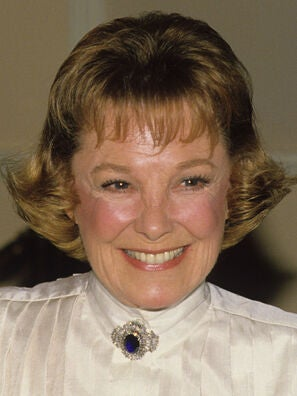 June Allyson 1986
