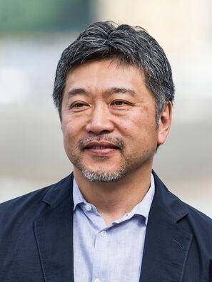 Director Hirokazu Koreeda