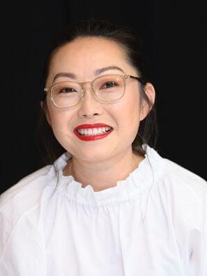 Director, writer Lulu Wang
