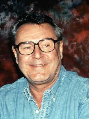 Golden Globe winner Milos Forman