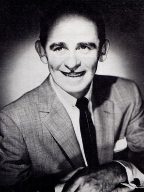 Portrait of American lyricist Ned Washington