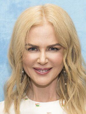 Nicole Kidman big little