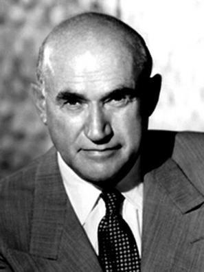 Portrait of Samuel Goldwyn