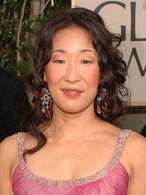 Sandra Oh emmy