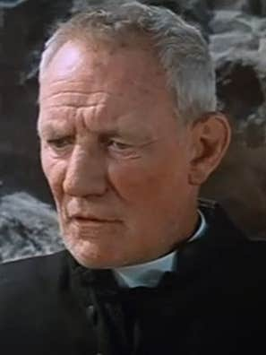 Trevor Howard in Ryan's Daughter