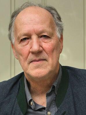 Filmmaker Werner Herzog