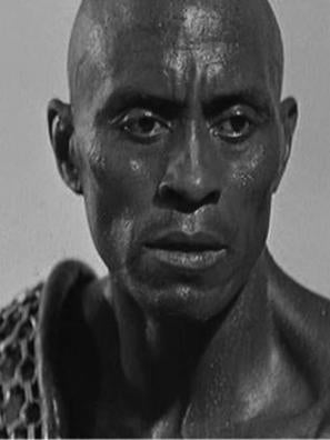 Woody Strode in Spartacus