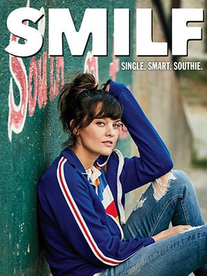 Smilf movie poster