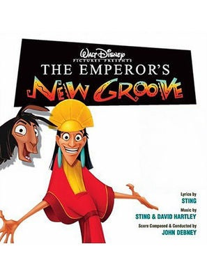 The Emperor's New Groove My Funny Friend and Me