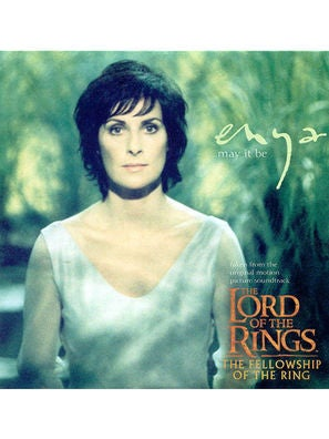 Enya May It Be Lord of the Rings Fellowship of the Ring