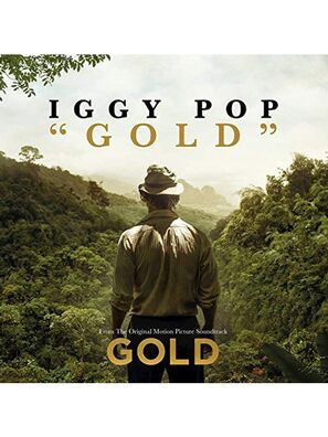 Gold Iggy Pop