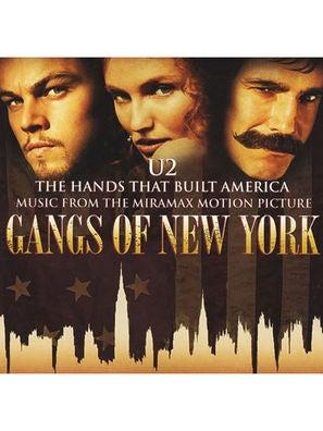 The Hands That Built America U2