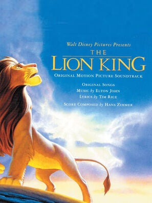 """Circle of Life from """"The Lion King"""""""