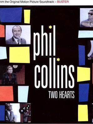 """""""Two Hearts"""" by Phil Collins song"""