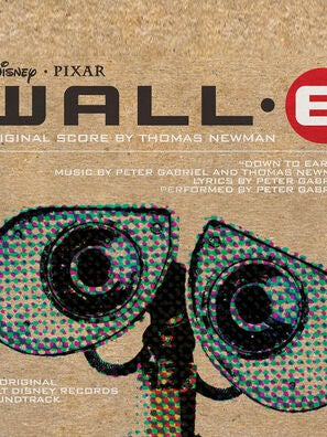 """Wall-E """"Down to Earth"""" song"""