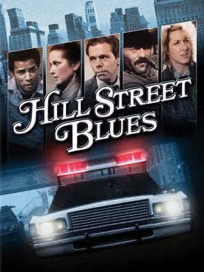 Poster for the TV series Hill Street Blues