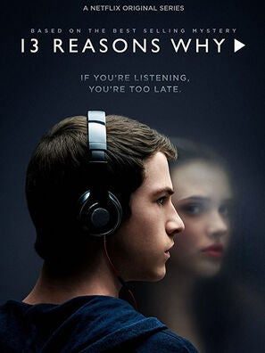 13 Reasons Why movie poster