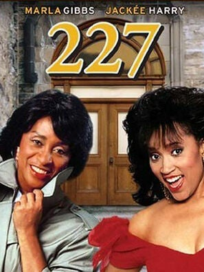 227 tv poster