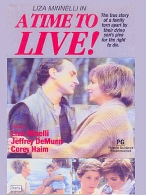 A Time to Live movie poster