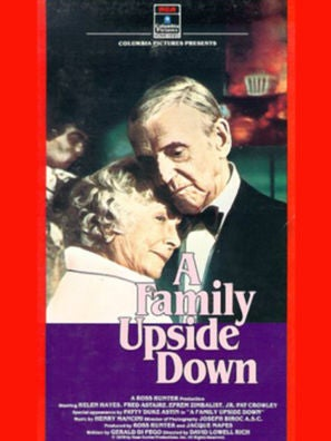 A Family Upside Down - tv movie poster