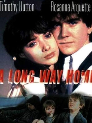 A Long Way Home tv movie poster