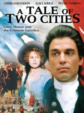 A Tale of Two Cities tv movie poster