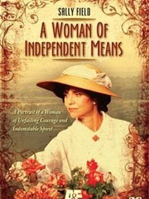 A Woman of Independent Means tv poster