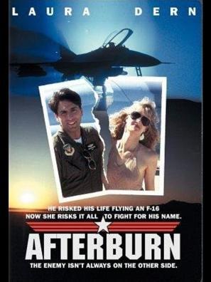 Afterburn tv movie poster