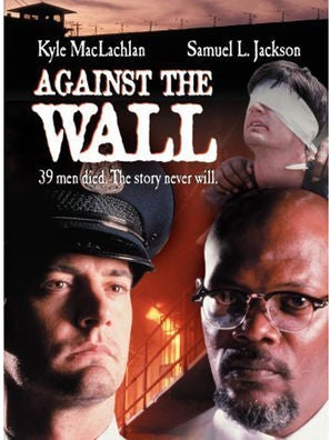 Against The Wall movie poster