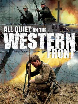 All Quiet on the Western Front tv movie poster