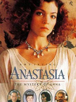 Anastasia: The Mystery Of Anna poster
