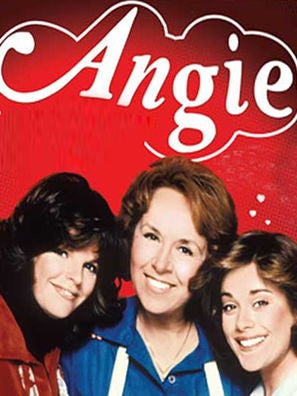 Angie tv series poster