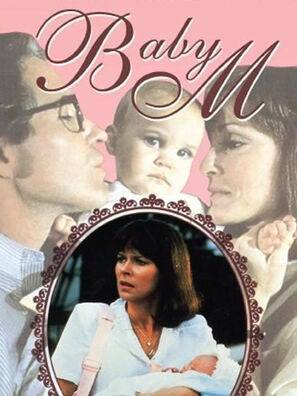 """""""Baby M"""" tv poster"""