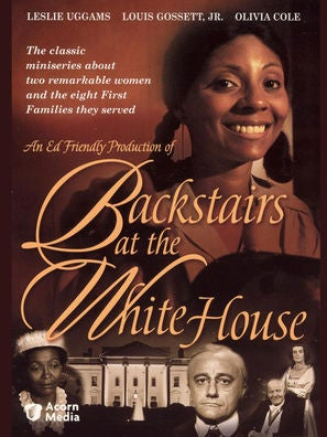 Backstairs at The White House - tv movie poster