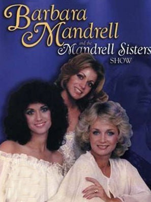 Barbara Mandrell and the Mandrell Sisters TV poster