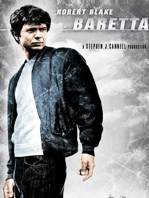 Baretta tv series poster