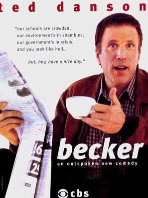 Becker tv series poster