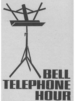 Bell Telephone Hour tv poster